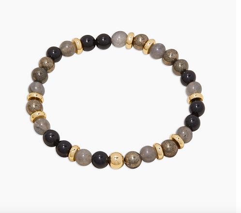 Gorjana Power Gemstone Manta Bracelet