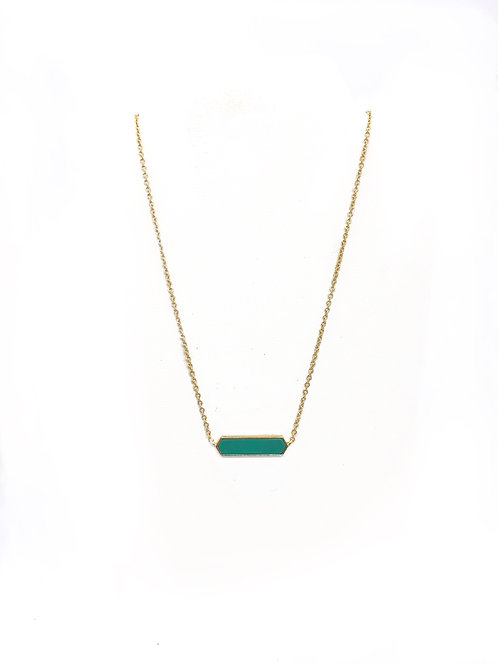 Gorjana Corina Charm Necklace