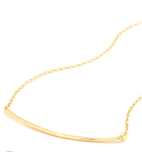 Gorjana Bar Necklace