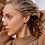 Thumbnail: Gorjana Madison Shimmer Huggies