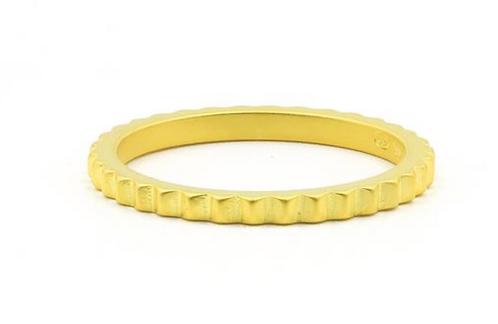 Freida Rothman Single Stacking Ring