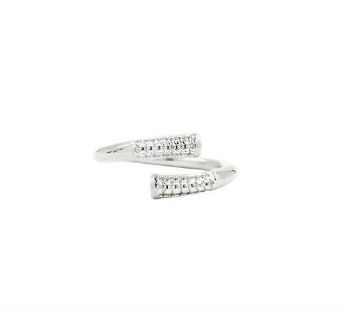 Freida Rothman Twist and Shine Ring