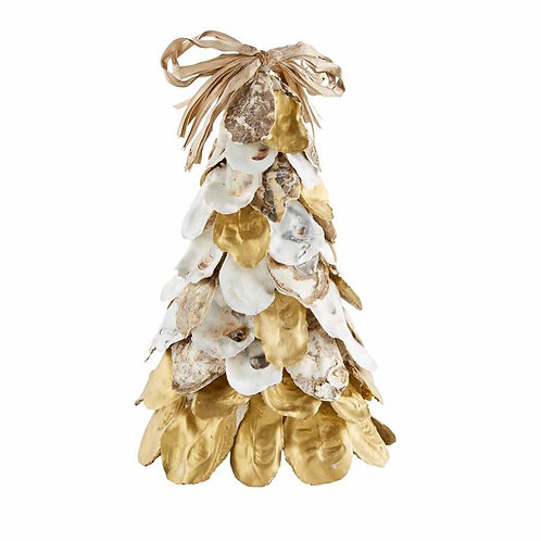 Large Oyster Shell Tree