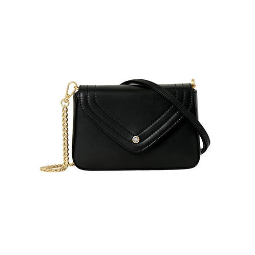The Maiden Small Flap Crossbody Bag