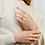 Thumbnail: Gorjana Alice Pearl Ring Set