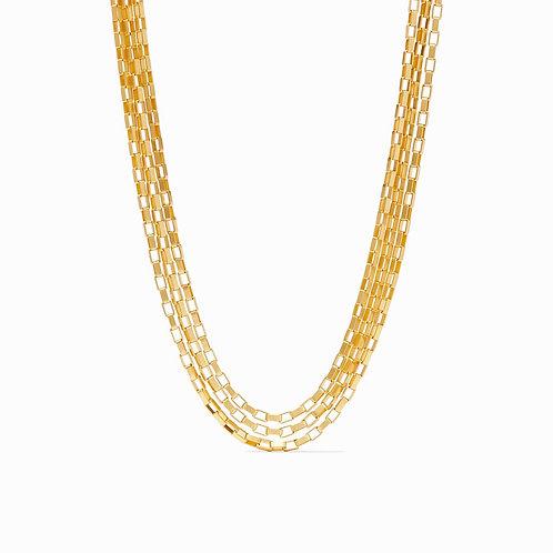 Geneva Triple Strand Necklace