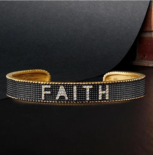 Freida Rothman FAITH Cuff
