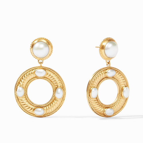 Julie Vos Olympia Statement Earrings