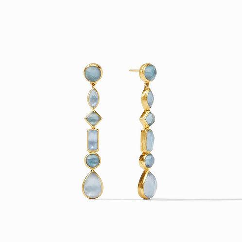 Julie Vos Savannah Statement Earrings