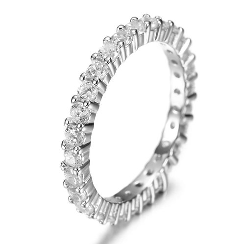 Eternity Band Sterling
