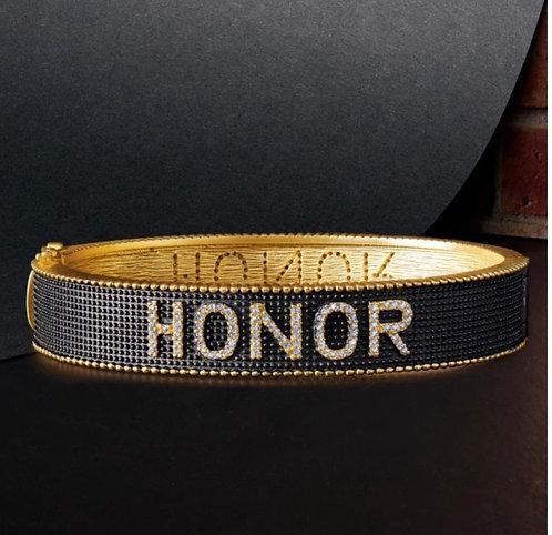 Freida Rothman Honor Bracelet