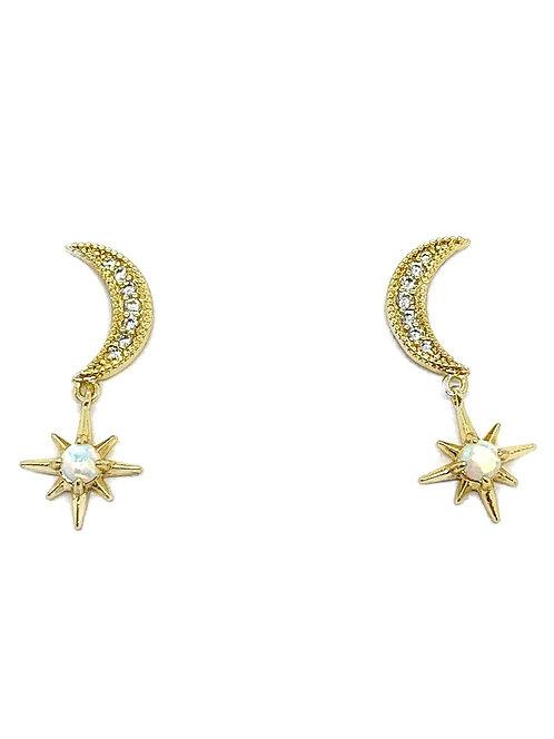 Gorjana Luna Earrings