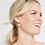 Thumbnail: Julie Vos Calypso Hoop & Charm Earring