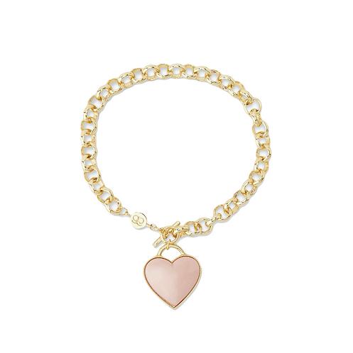 Gorjana Kate Heart Bracelet