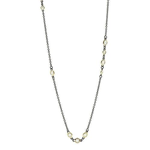 Freida Rothman Signature Cluster Necklace