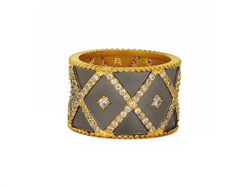 Freida Rothman All Time Favorite Cigar Band Ring