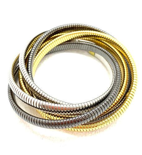 5 Strand Flexible Bracelet