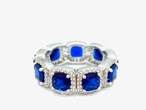 Sapphire and Cz Band