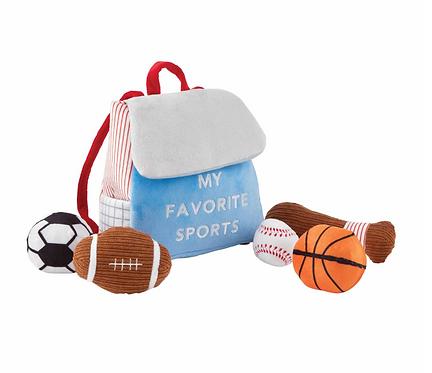 My Favorite Sports Play Set