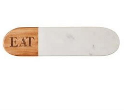 Eat Oval Board