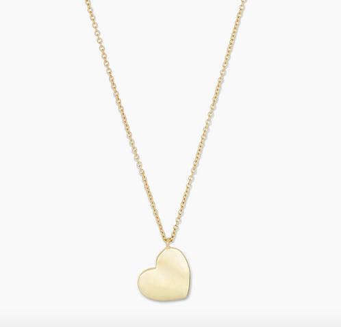 Gorjana Heart Necklace