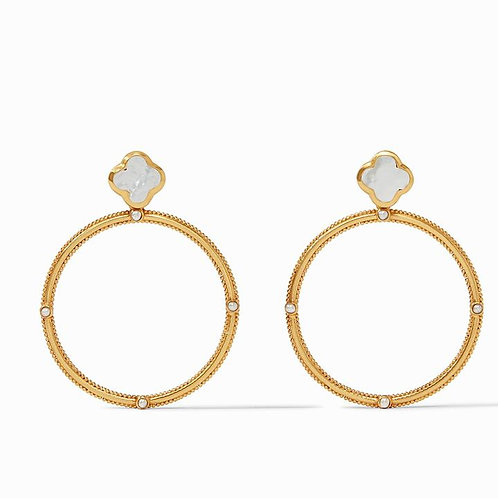 Julie Vos Chloe Statement Earrings