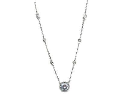 Diamond Studded Necklace