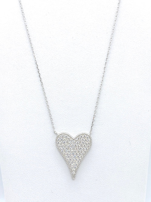 Celestial Heart Necklace
