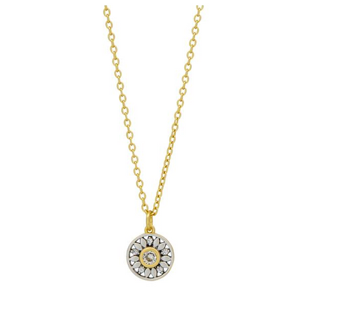 Freida Rothman Petals in Bloom Pendant