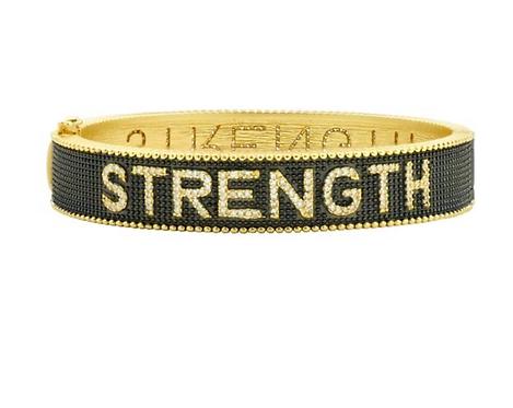 Freida Rothman Strength Bangle