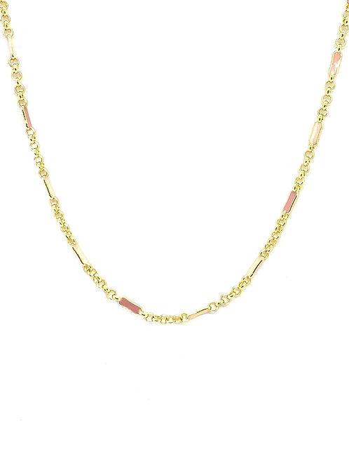 Gorjana Amalfi Blush Necklace