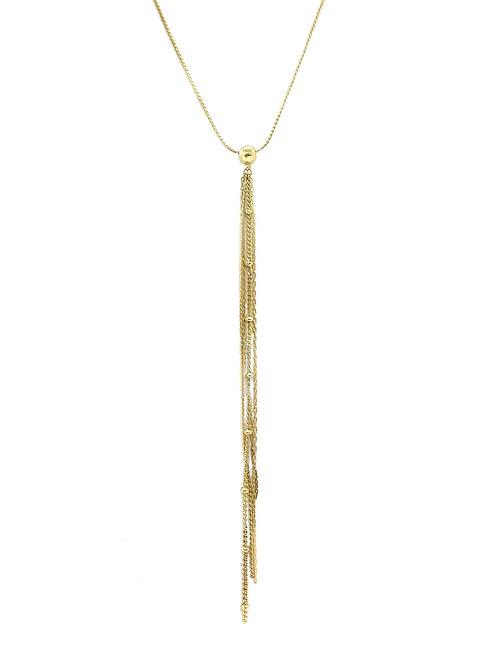 Gorjana Gold Dangle Necklace
