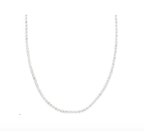 Gorjana Wilder Shimmer Collar Necklace