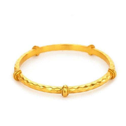 Savannah Bangle Gold