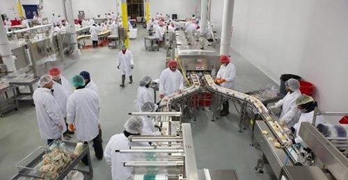 Indústria de alimentos do Paraná cresceu mais que a média nacional