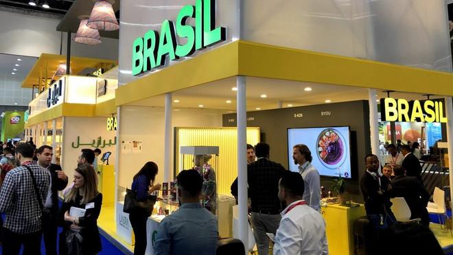 Apex-Brasil promoverá empresas brasileiras do agronegócio em 30 feiras internacionais em 2022.