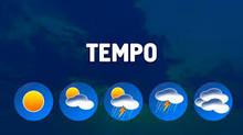 Meteorologia emite dois alertas; temporal entrando pelo Sul e ciclone formado no litoral do Sudeste