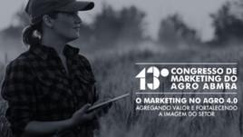 Congresso de Marketing do Agro ABMRA acontece nesta terça, 24