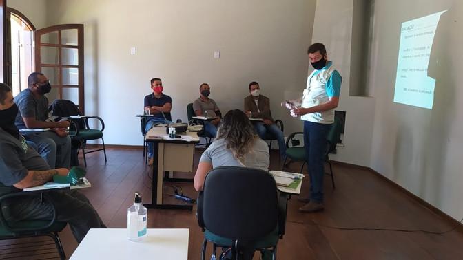 Sindicato Rural de Ponta Grossa retoma cursos presenciais de 2021