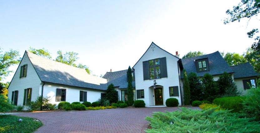 English Cottage, Lake Tuscaloosa