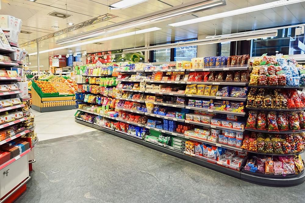 עיצוב סופרמרקטים - מה זה אומר?