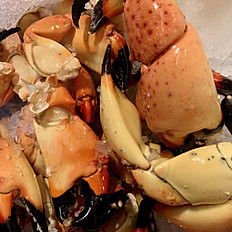 STONE CRAB IS HERE!