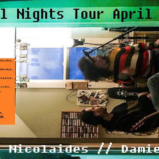 Damien Scalise/Mario N Tour