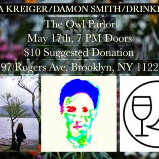 Damon Smith/Allegra Kreiger/Drinking Bird/Melissa Weikart