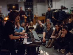 SoFar sounds performance, November 2018