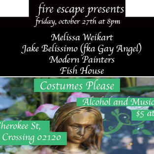 Jake Belissimo/Modern Painters/Melissa...