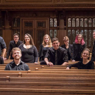 Carduus Choir: In tenebris mortis