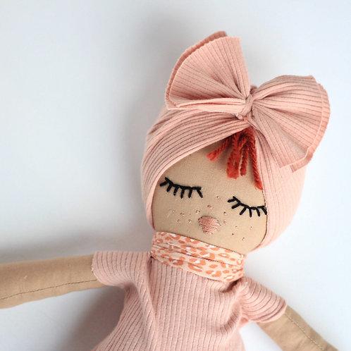 Ruby Heirloom Baby Doll