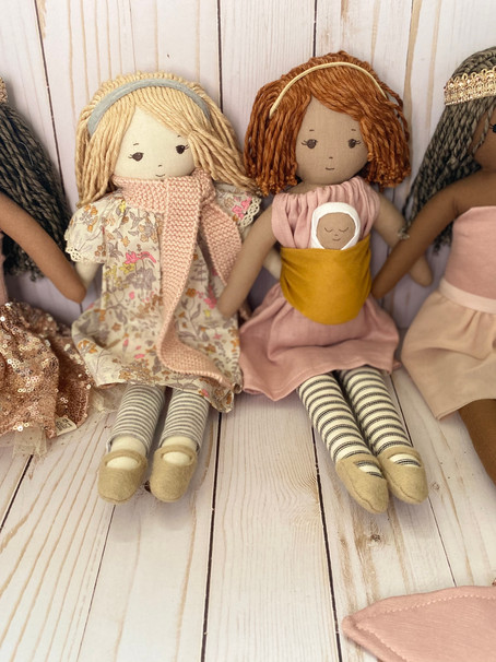 Why are beautiful diverse dolls hard to find?