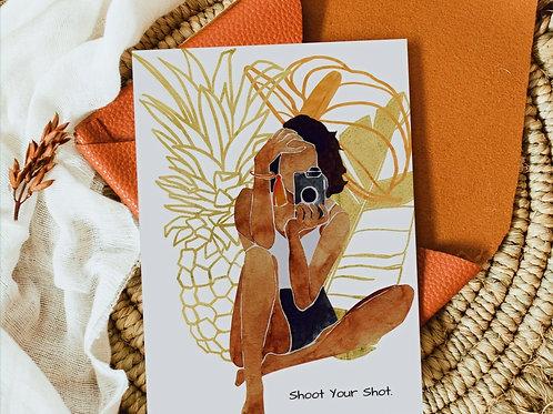 Shoot Your Shot- Cocoa